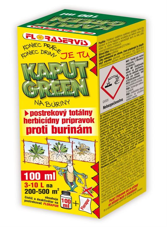 #0504 Kaput Green 100 ml RGB